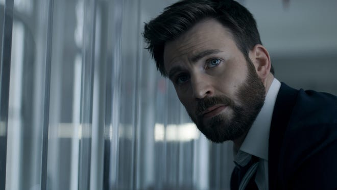 """Chris Evans goes on an emotional journey in """"Defending Jacob."""""""
