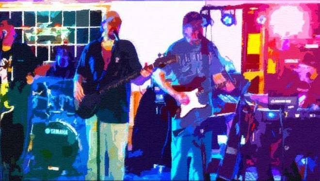 The Wisconsin Rapids-based band, the Lizardz, will play at two venues this weekend.
