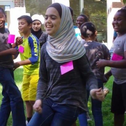 Summer academy helps refugee children adjust