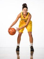 Katelynn Flaherty, Michigan women's basketball