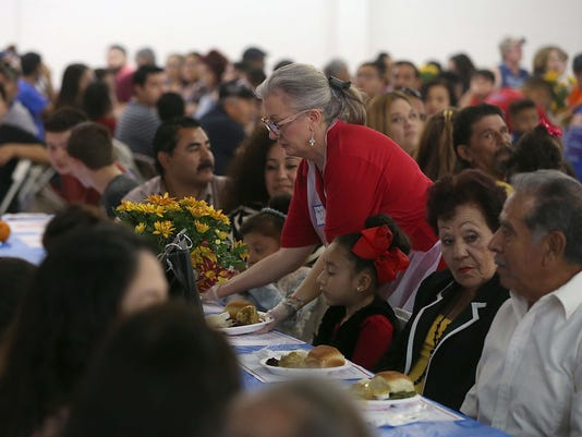 21stannual H-E-B Feast of Sharing 2017