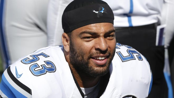 """Lions outside linebacker Kyle Van Noy was honest about his situation after training camp practice on Saturday. """"There's no secret. This is a make-it-or-break-it year for myself,"""" he said. Van Noy is entering his third season."""