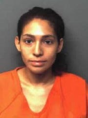 Cynthia Arce, charged with aggravated attempted murder