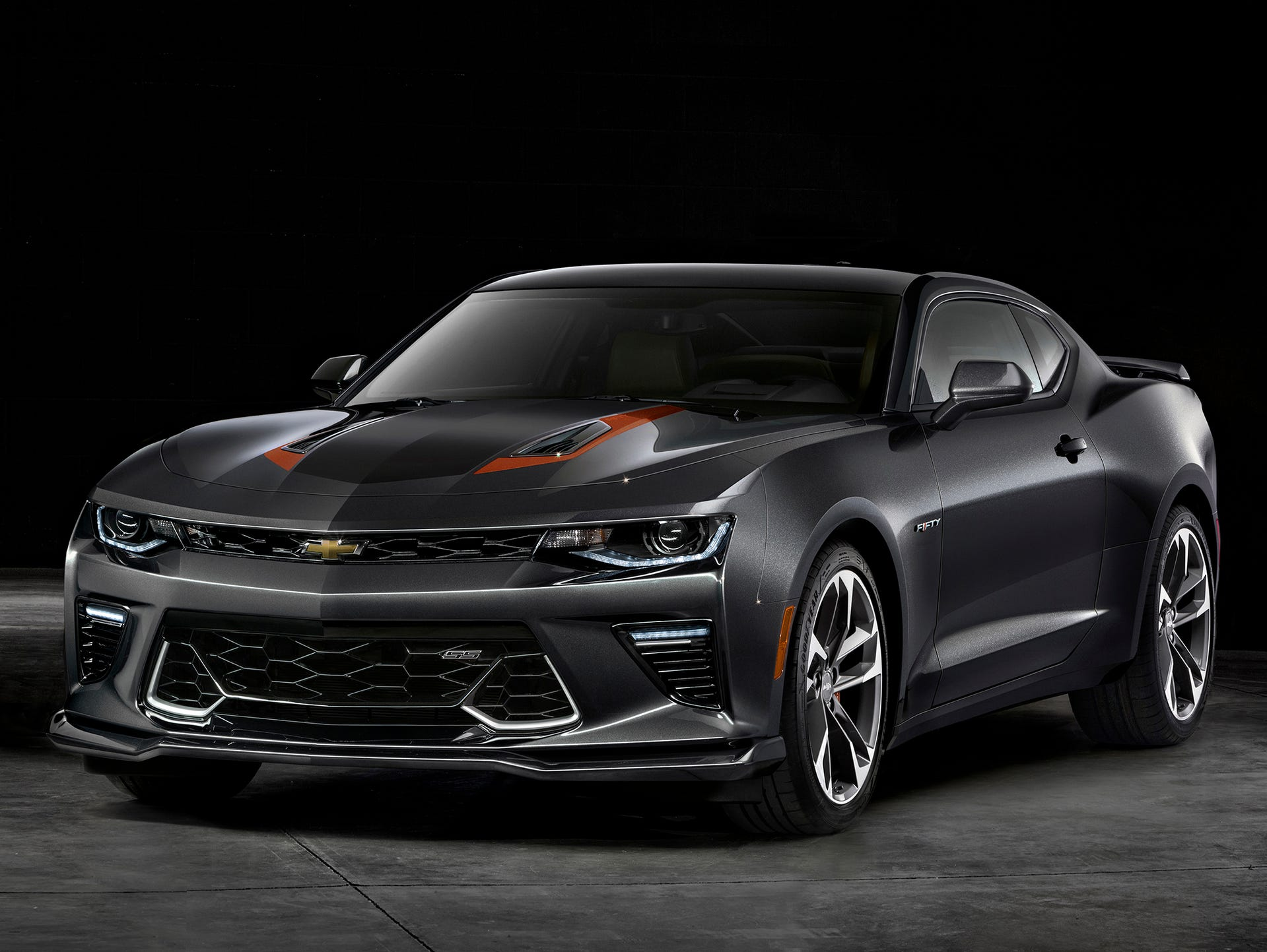 2017: Chevy will roll out the 50th Anniversary Special