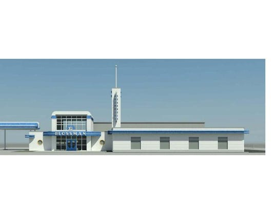AutoGas Research and Technology Center front view.JPG
