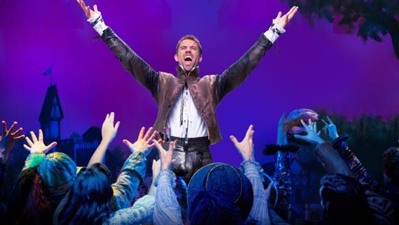 """""""Something Rotten!"""" is part of the 2018-19 Broadway"""