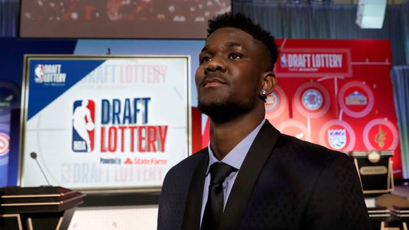 AP NBA DRAFT LOTTERY BASKETBALL S BKN USA IL