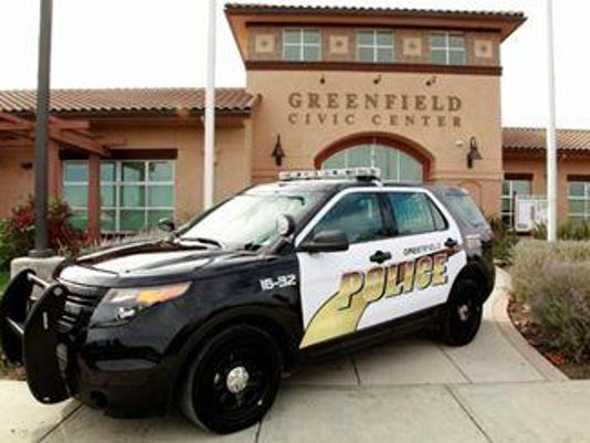 greenfield police use