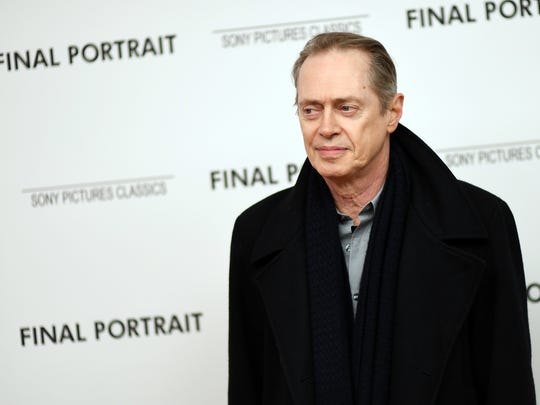 """""""I think most people are flawed,"""" Steve Buscemi says."""