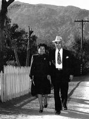 Lee and Marian Arenas c.1950.