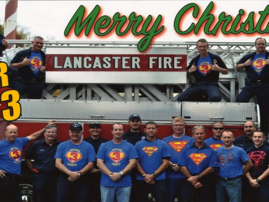 LAN fire fighters reprimanded jpg