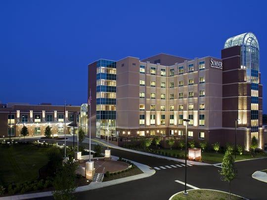 Sumner Regional Medical Center in Gallatin