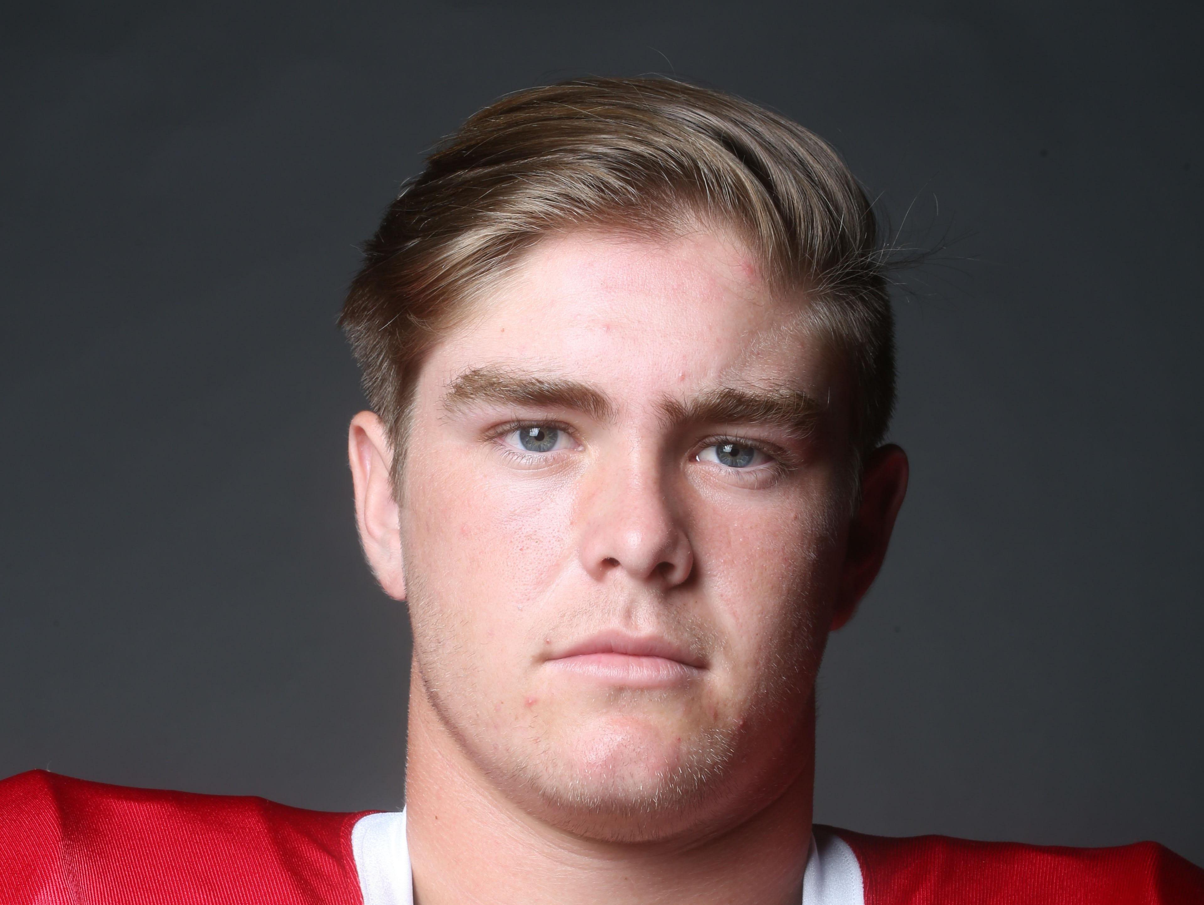 Palm Desert football player Beau Berryhill
