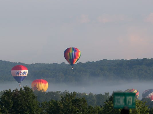 HUDSON VALLEY BALLOON FESTIVAL