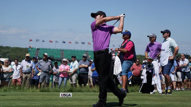 Philip Barbaree Jr. competed in the U.S. Open this week at the age of 19.