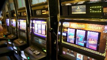 Two percent of the casino's annual slot machine revenue is given to a revenue-sharing board — which consists of tribal and governmental representatives — to determine how the money will be distributed.