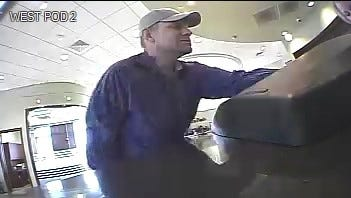 The Murfreesboro Police Department and the FBI are asking the public to assist with identifying this suspect from a bank robbery Monday morning.