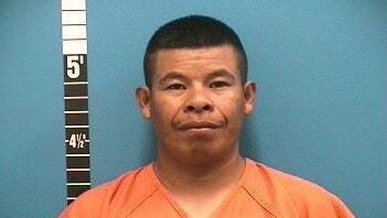 Basilio Morales Jimenez was accused of cutting his friend's wrist to the bone, officials said.