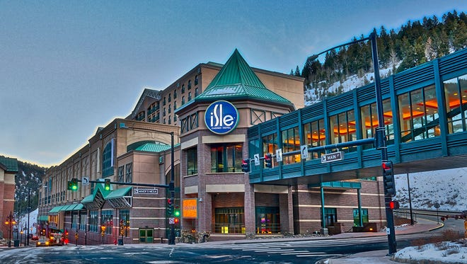 The Isle of Capri Black Hawk hotel-casino in Colorado is one of 12 new properties that Eldorado Resorts acquired on May 1, 2017.