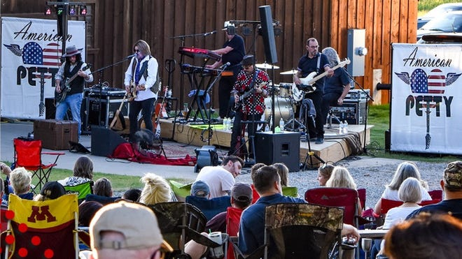 American Petty is scheduled to perform Aug. 1 at BarnHill Vineyard in Anna.