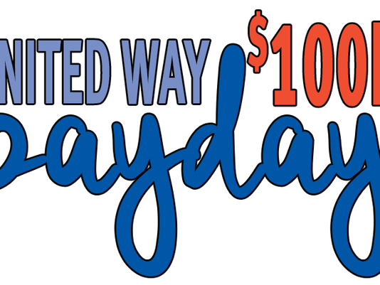 United Way $100K Payday