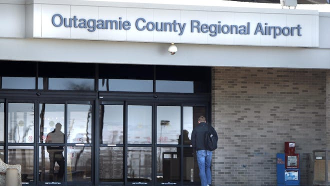 The Outagamie County Regional Airport in Greenville is set to be renamed Appleton International Airport on Friday.
