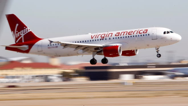 Virgin America may be looking for a buyer, according to media reports.