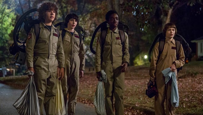 "The second season of ""Stranger Things"" will arrive Oct. 27 at Netflix."
