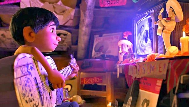 Coco se convirtió en la película animada más exitosa en México.
