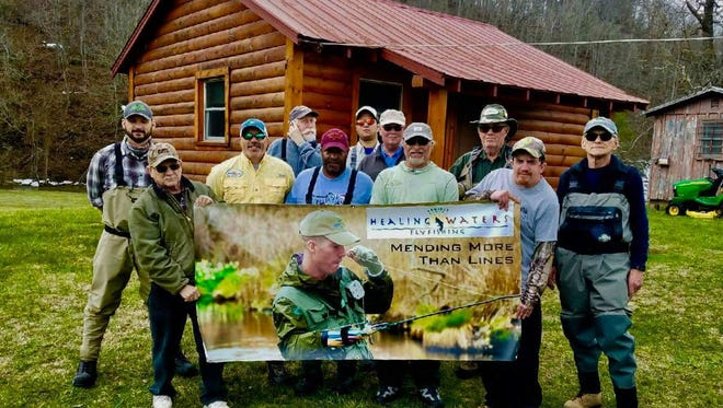 The Staunton chapter of Project Healing Waters offers fly fishing for veterans with disabilities.