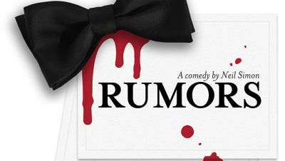 """Neil Simon's """"Rumors"""" will christen the new home of TheatreWorks of Southern Indiana."""