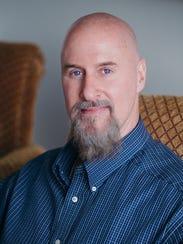 Aro Lucha wrestling co-founder Ron Harris.