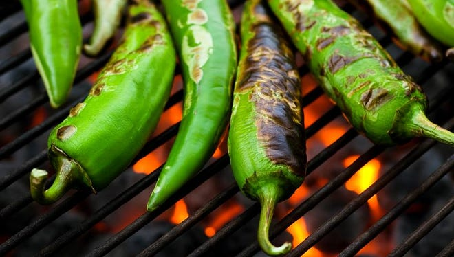 Hatch chili-roasting events will take place Saturday at Gelson's markets in Thousand Oaks, Calabasas and Santa Barbara.