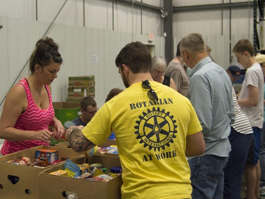 Rotary Volunteer Day 2