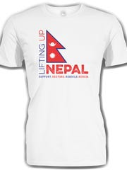 Graphic designer Kyle Staulter's daughter was in Nepal on a mission trip when the earthquakes struck.