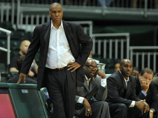 Texas Southern head coach Mike Davis brings his Tigers back to familiar stomping grounds.