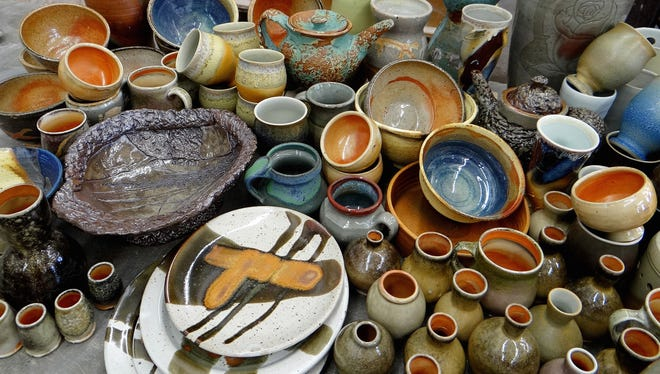 Western New Mexico UniversityÕs clay Expressive Arts Department will hold its 11th annual Friends of Clay Pottery Sale on Saturday from 9 a.m. to 3 p.m. in Silver City.
