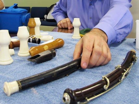 AP UConn Antique Instruments