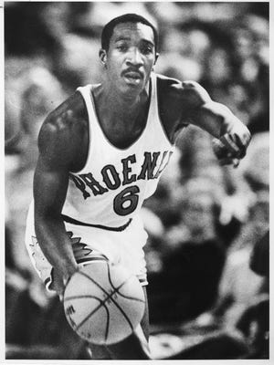Walter Davis played 11 seasons with the Suns, 1977-1988. ... Davis was selected by Phoenix with No. 5 pick in the 1977 draft. ... named the 1978 Rookie of the Year. ... he is the Suns' all-time leading scorer with 15,666 points and was a six-time NBA All-Star. ... His Suns jersey was retired on April 3, 1994.