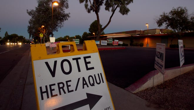 Is voter fraud such a problem in Arizona that we need a two-track system and a costly court case? (Hint: No.)