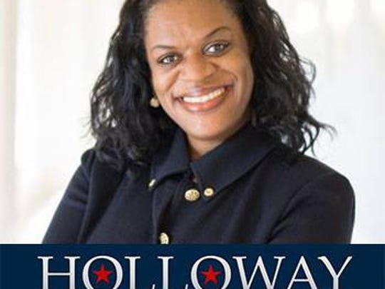 LaShonda Holloway worked for Congresswoman Carrie Meek and is a former Duval County Democratic chair.