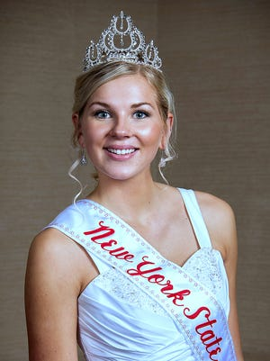 Chemung County's Hailey Pipher is the new state dairy princess.