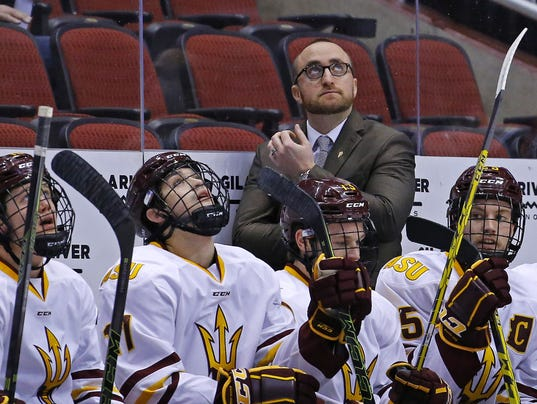 BIG10: Sources - Arizona State Hockey Won't Join Conference