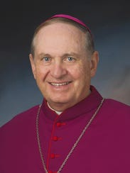 Diocese of Des Moines Bishop Richard Pates