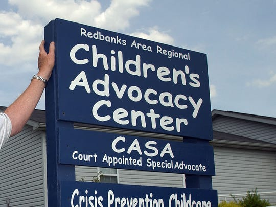 CASA volunteer Richard Zuspan has been working with