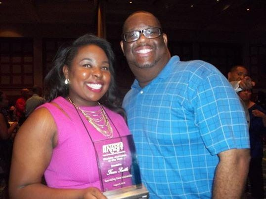 Tierra and Charles Gidney