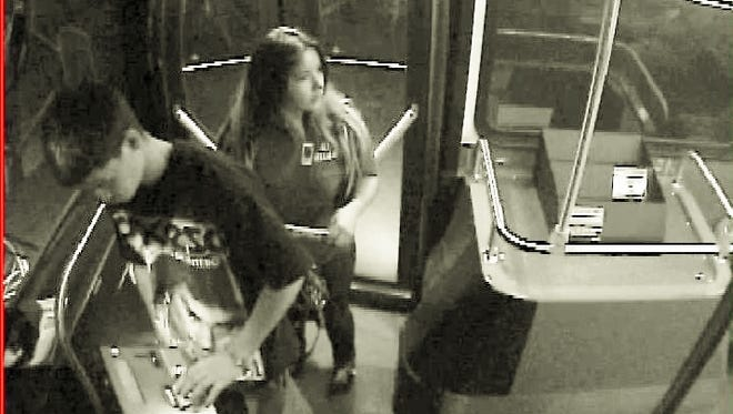 Glendale police are asking for help in identifying these two individuals.