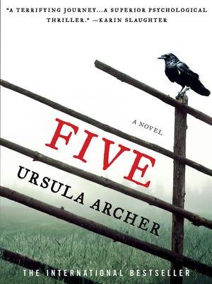 """Five"" is the debut crime novel by Austrian children's book author Ursula Archer."