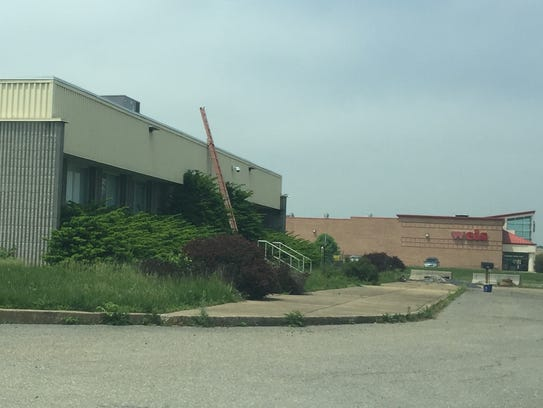 The future home of Grassroots Cannabis in Chambersburg
