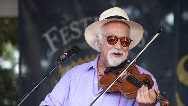 Michael Doucet, leader of the two-time, Grammy-winning band BeauSoleil, is among the honorees for the 2018 ICON Awards.